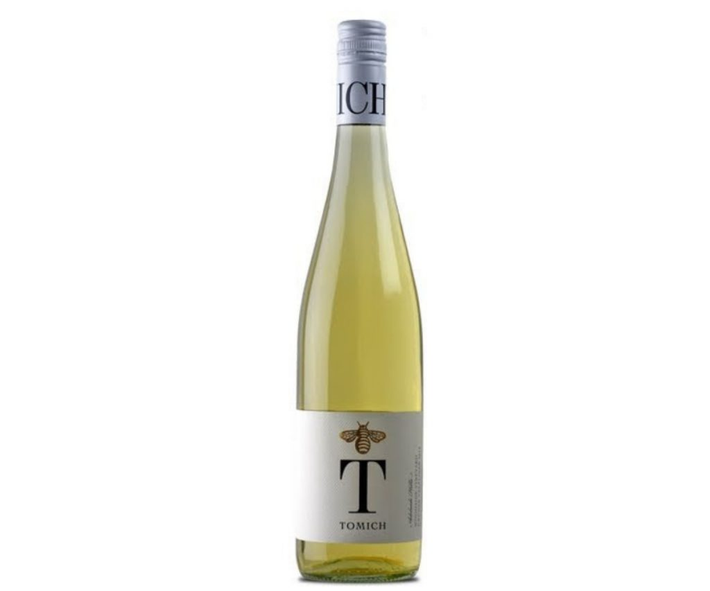 Tomich, Woodside Vineyard Gruner Veltliner 2013 Review