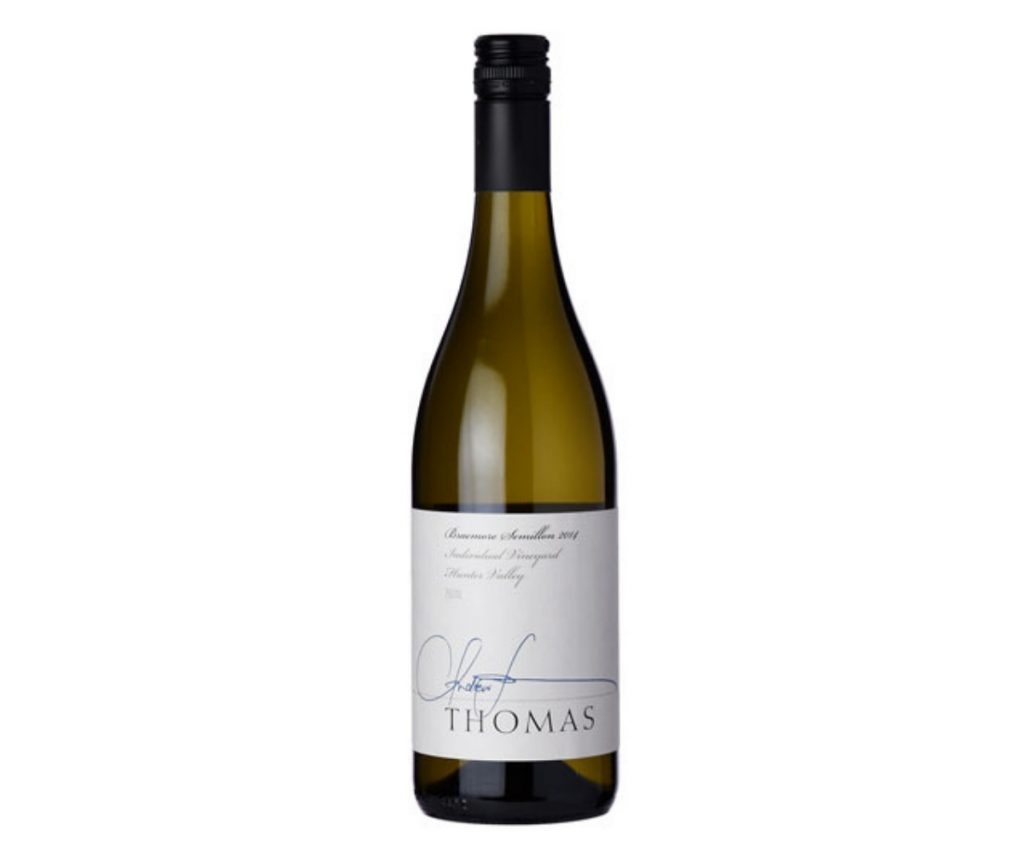 Andrew Thomas, Braemore Semillon 2014 Review