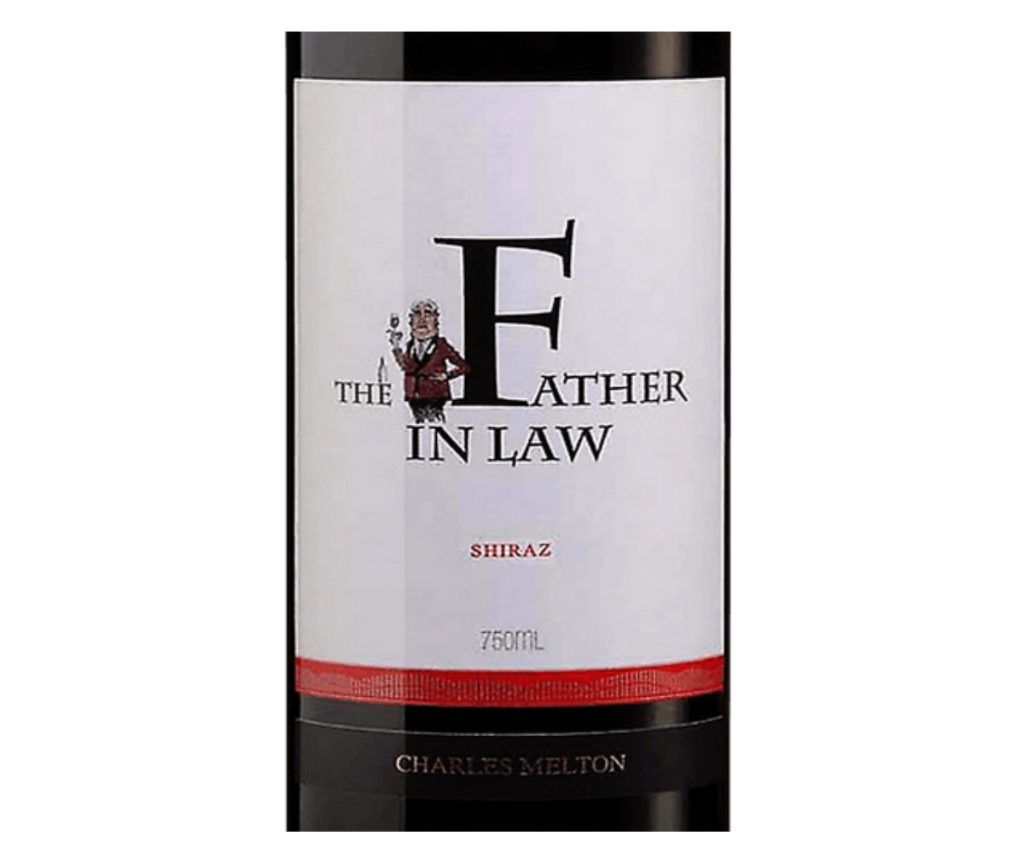 Charles Melton, The Father in Law Shiraz 2009 Review