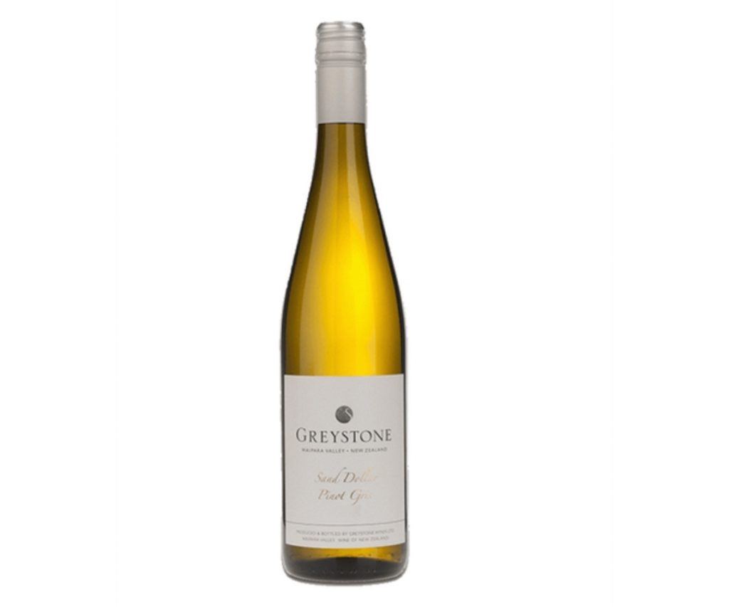 Greystone, Sand Dollar Pinot Gris 2010 Review