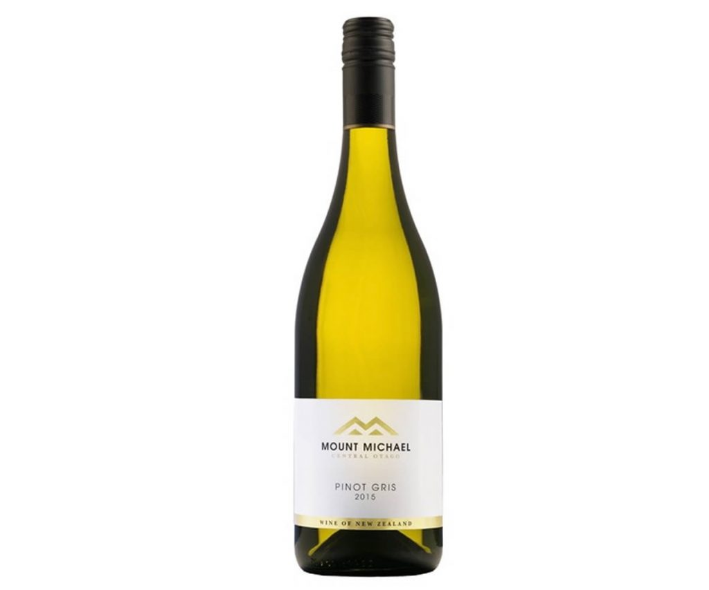 Mount Michael, Pinot Gris 2015 Review