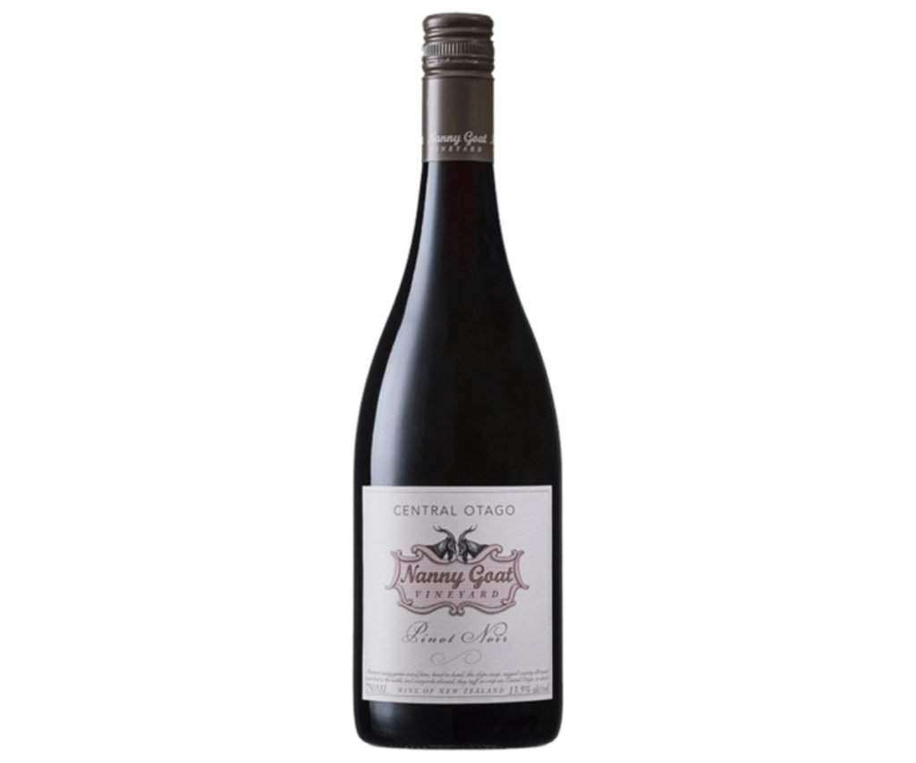 Nanny Goat Vineyard, Pinot Noir 2012 Review