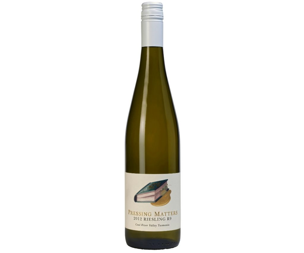 Pressing Matters Riesling R9 2012 Review