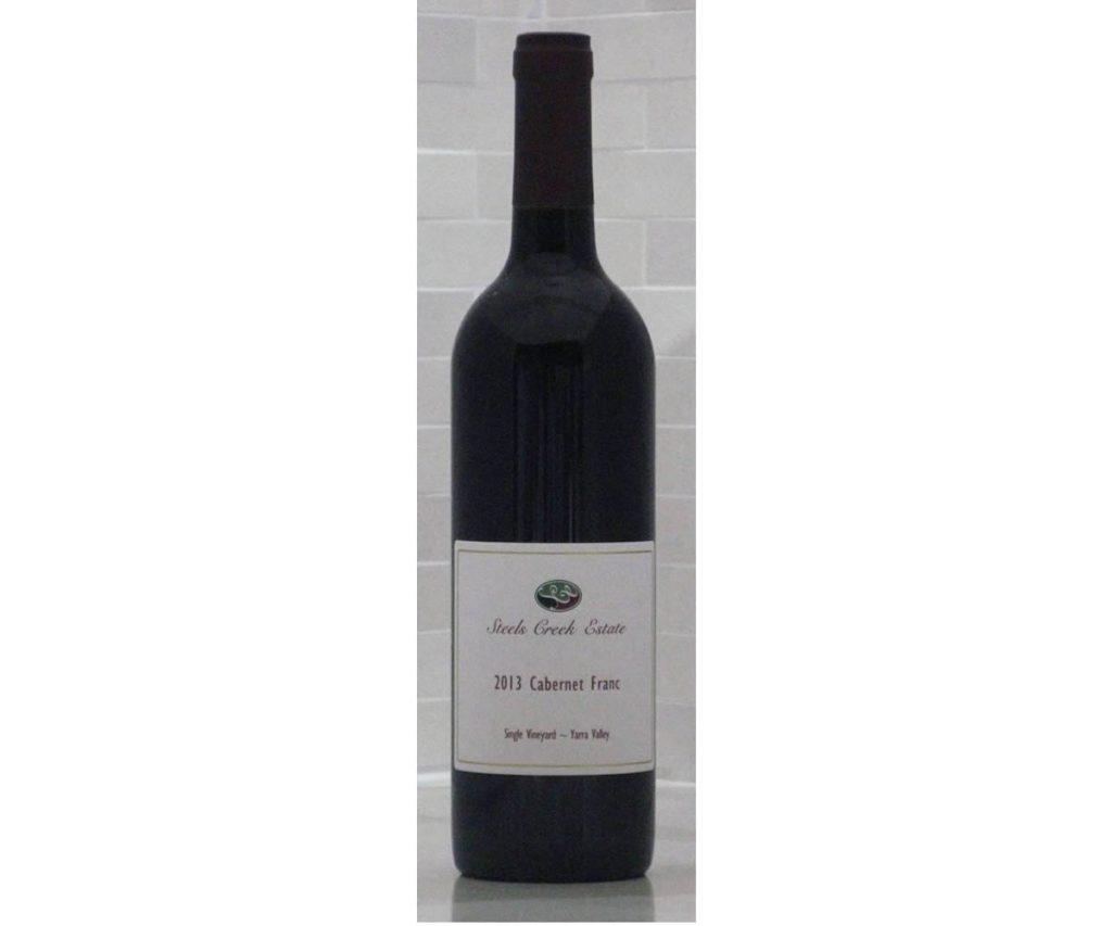 Steels Creek Estate Cabernet Franc 2013 Review