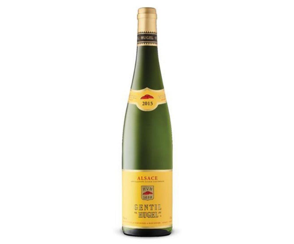 Alsace Gentil Hugel 2015