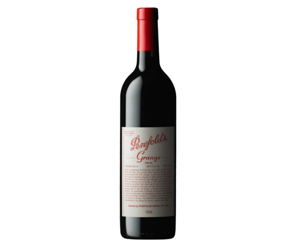 Grange Travis Schultz Wine Review