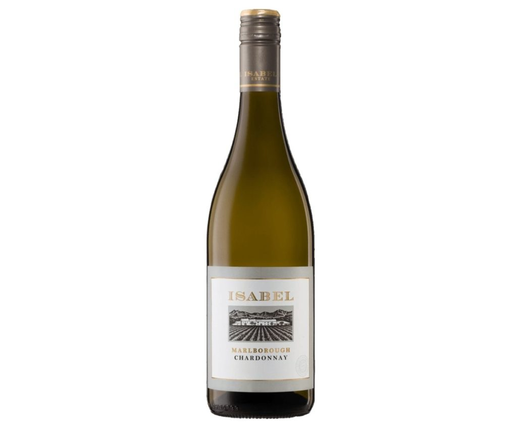 Travis Schultz Wine Review Isabel Chardonnay